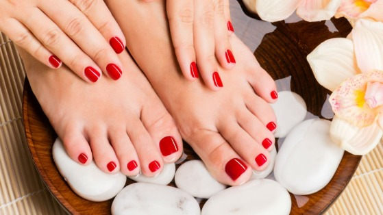 Our Nail salon offers a full range of manicure and pedicure nail services in BIllings, MT.
